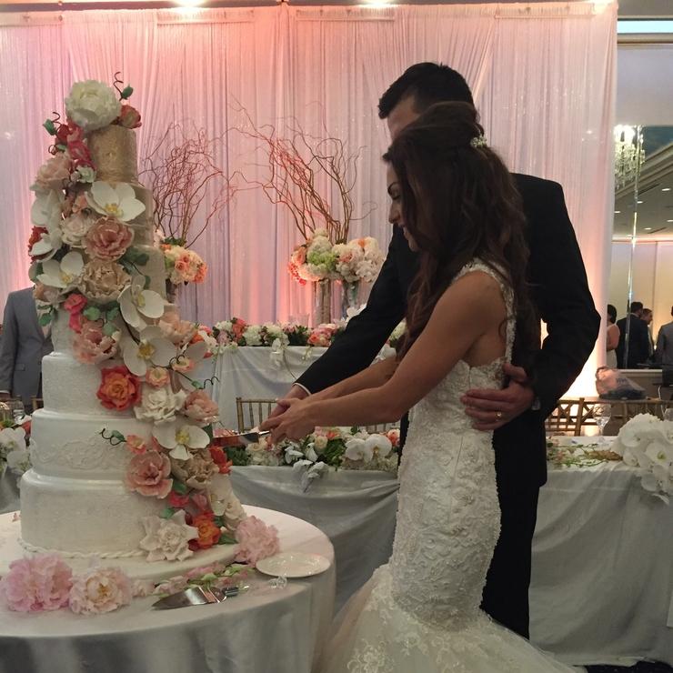Cris & Cristine's wedding
