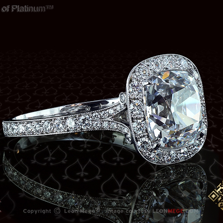 In Stock Engagement Rings
