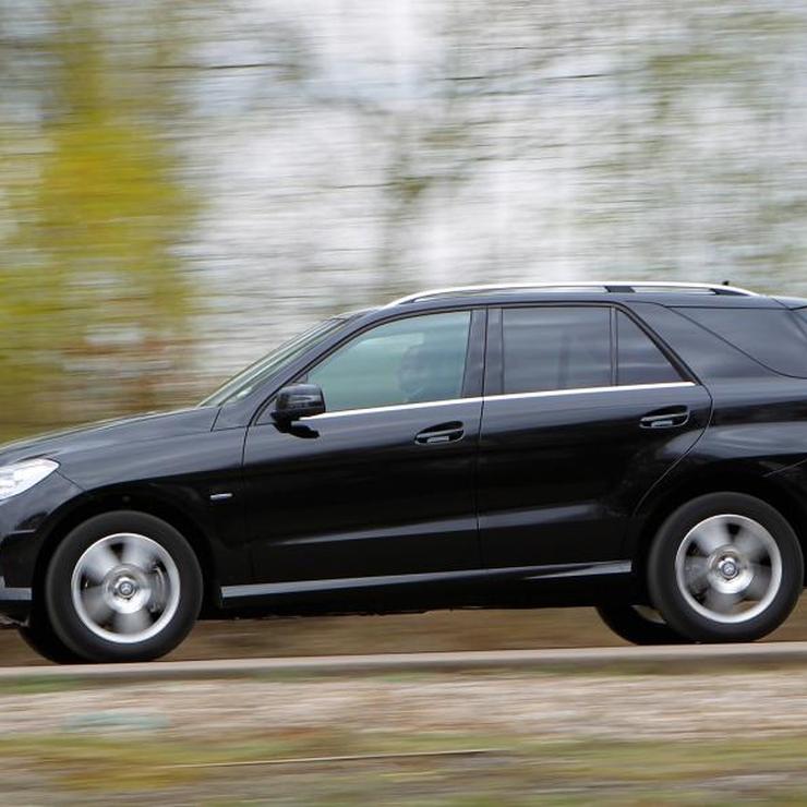 Mercedes MClass