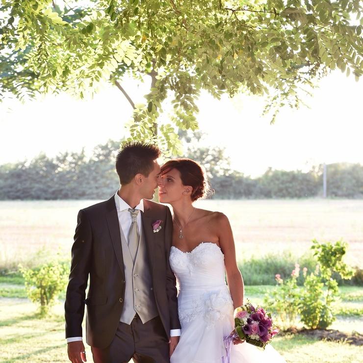 Monica and Mattia wedding