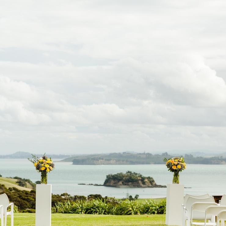 Sophie & Steve's wedding Cable Bay Waiheke Island
