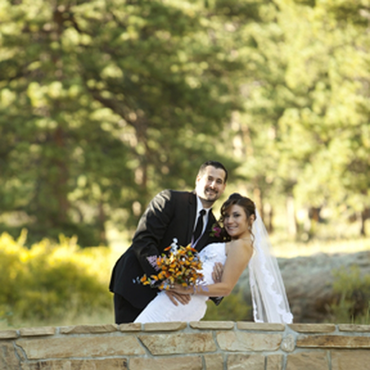Della Terra Mountain Chateau Wedding - Estes PArk, Colorado