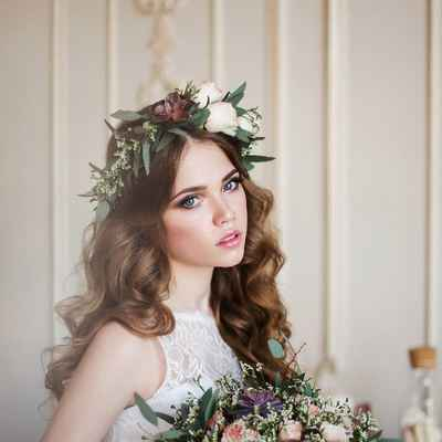 Overseas bridal hair and make-up