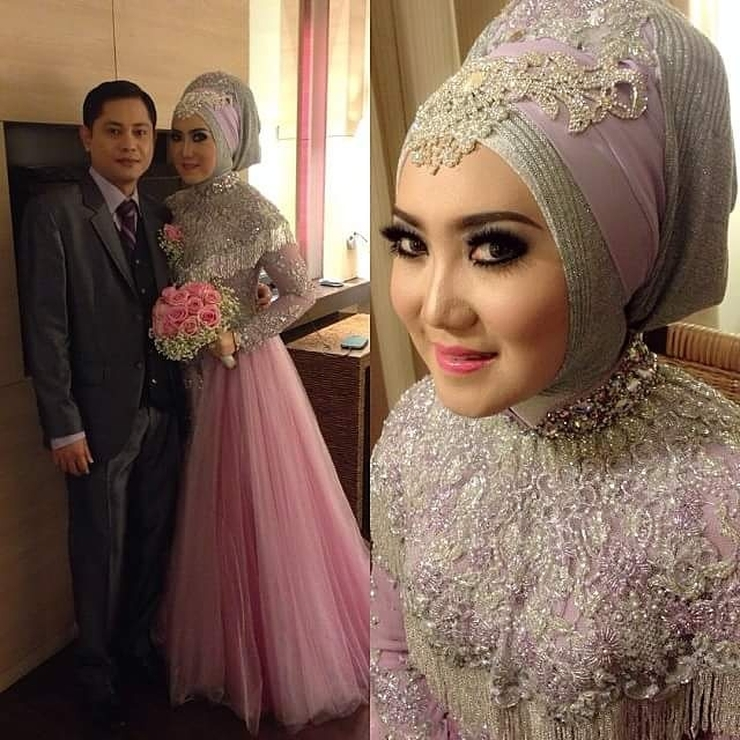 my wedding make up