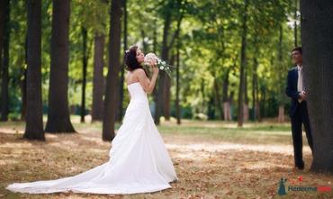 Autumn open wedding dresses