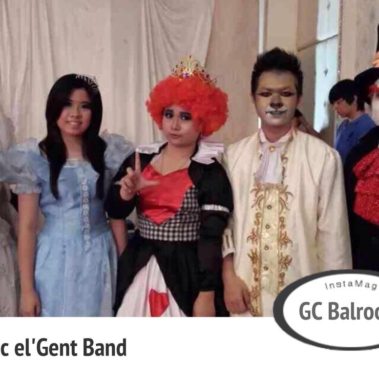 El'gent Band Perform