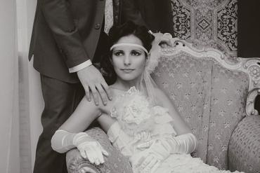 Vintage real weddings