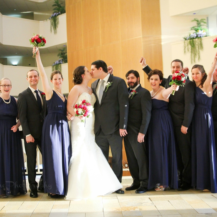 Elizabeth + Nick's Wedding