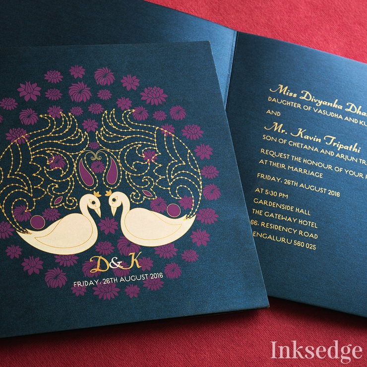 Wedding Cards2016