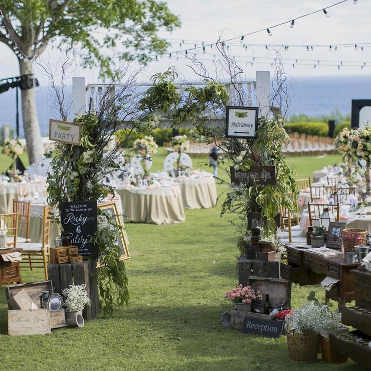 Ricky & Silvi Wedding