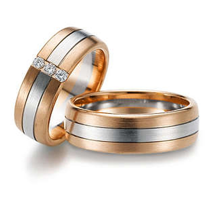 Gerstner Wedding Rings