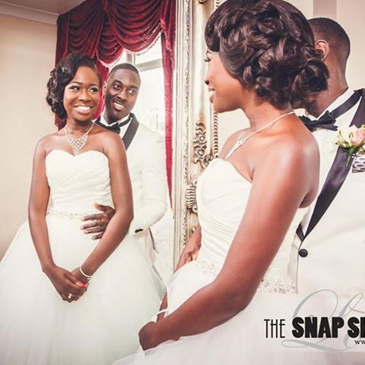 'Nikki and Hubert's Engagement and Wedding'