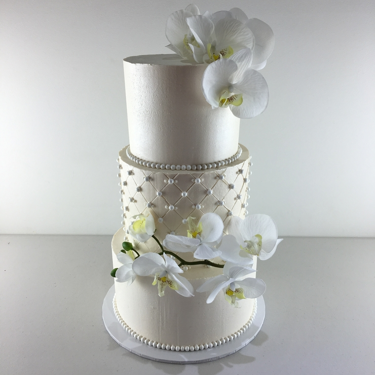 Wedding Cake of John and Amanda