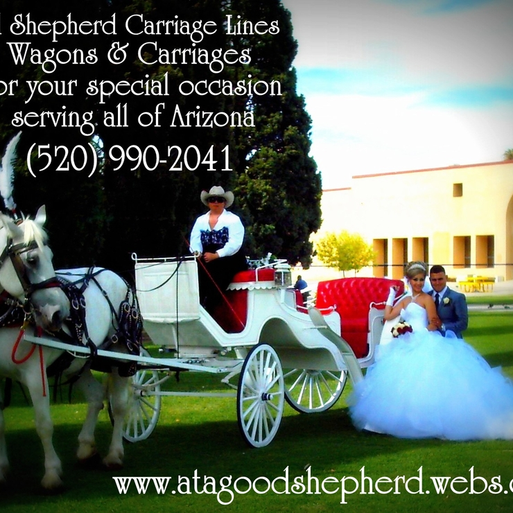 Good Shepherd Carriage lines