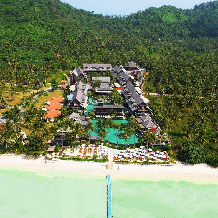 Mai Samui Beach Resort and Spa, Kho Samui, THAILAND