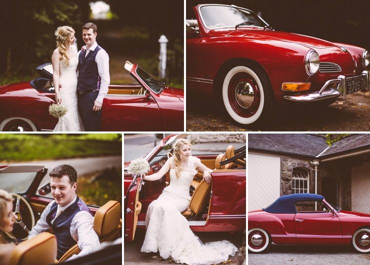 Classic, Retro, Vintage, Shabby chic meet Carmen our VW Karmann Ghia Cabriolet