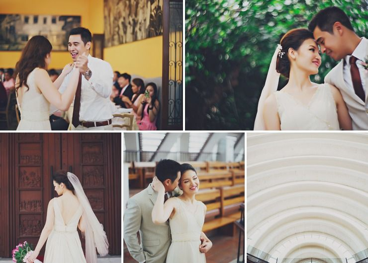 Wedding | Aba and Christine