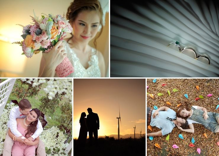 Weddings and E-session