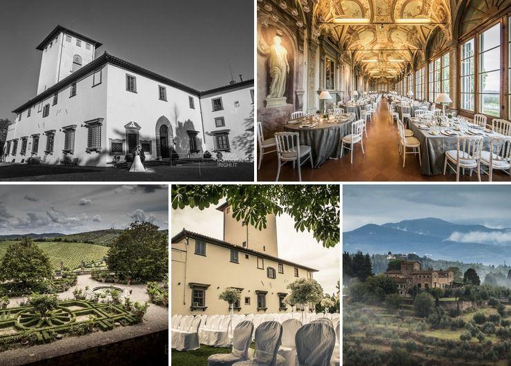 Villa Corsini Events