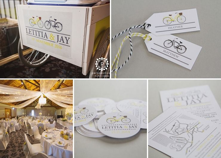 Letitia & Jay bespoke wedding suite