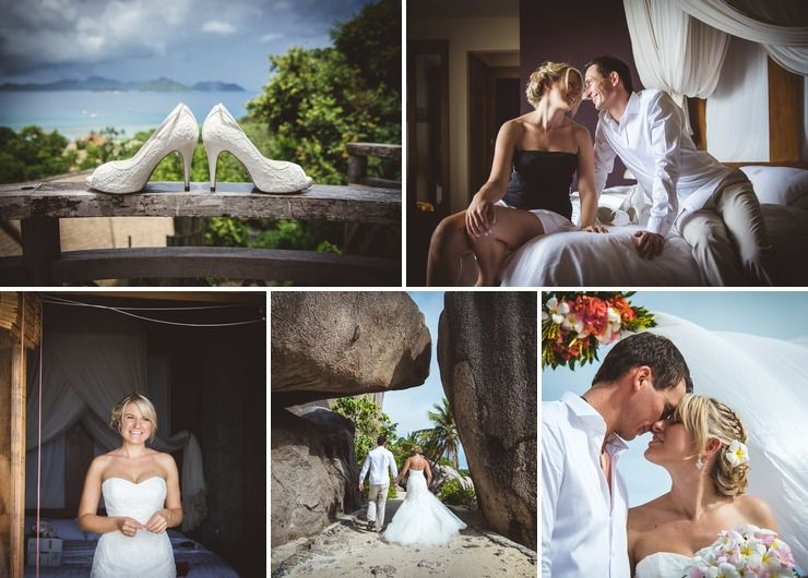 Beach Wedding Seychelles
