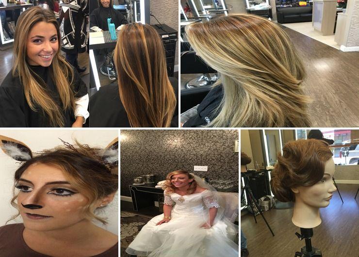 Hair machine hair and make-up