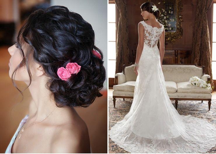 Wedding dresses Pink European