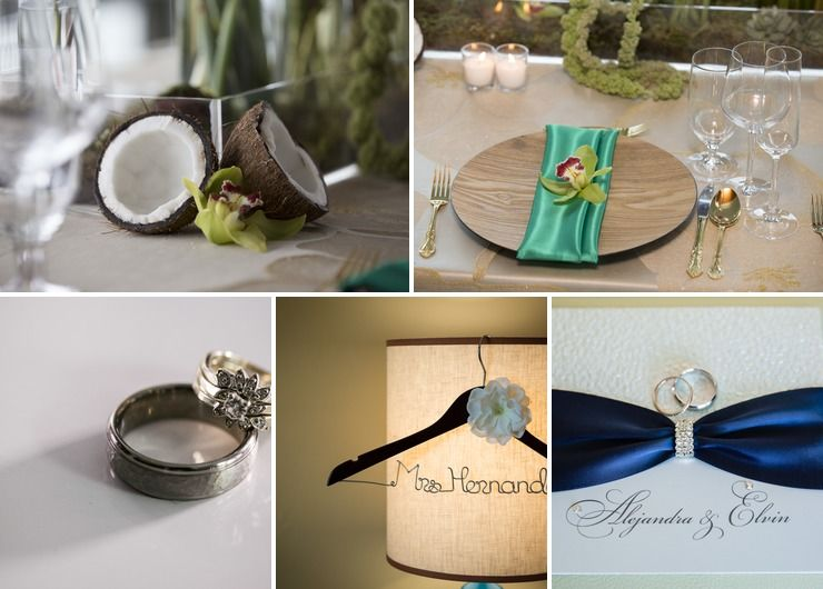 Wedding details! {Love it!}