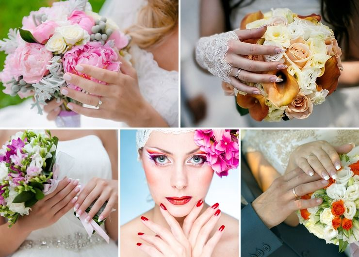 Bridal style Pink