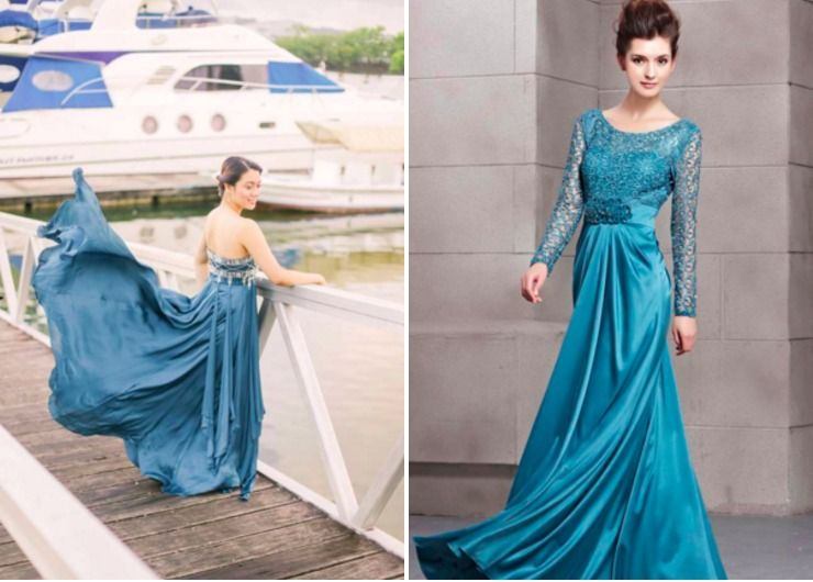 Gowns to look for