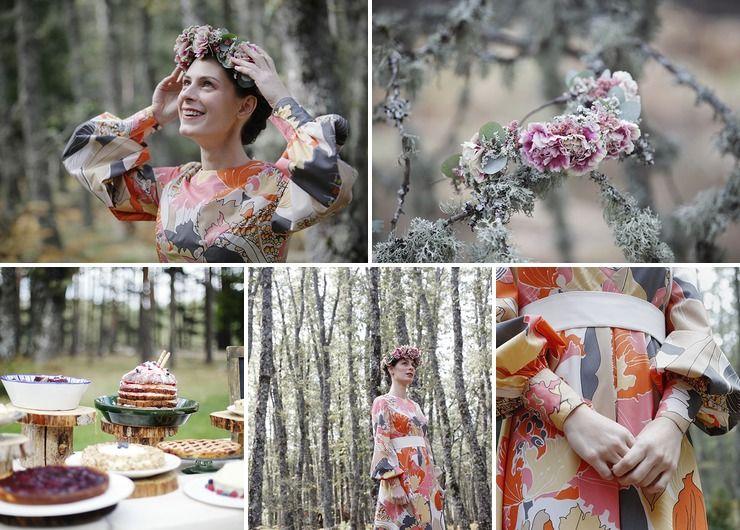 Bohemian Wedding in Spain - Leafhopper Weddings