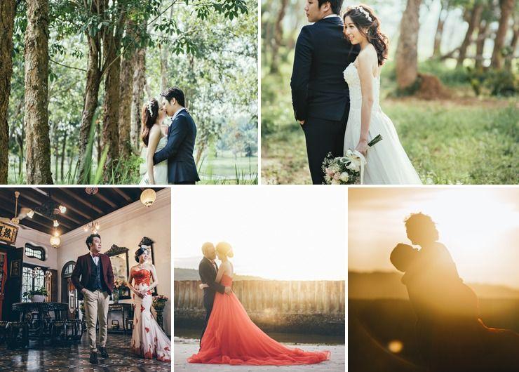 Feel the love of wedding