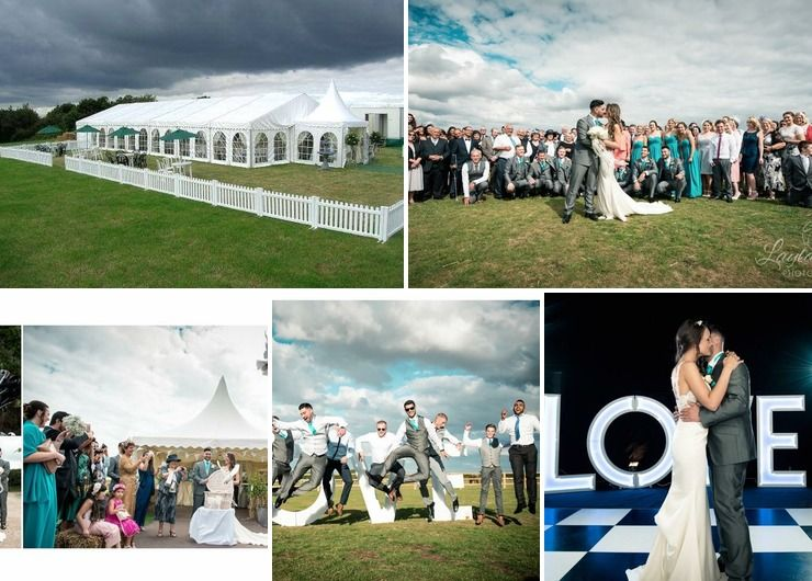Coton House Farm Traditional Country Marquee Wedding Venue