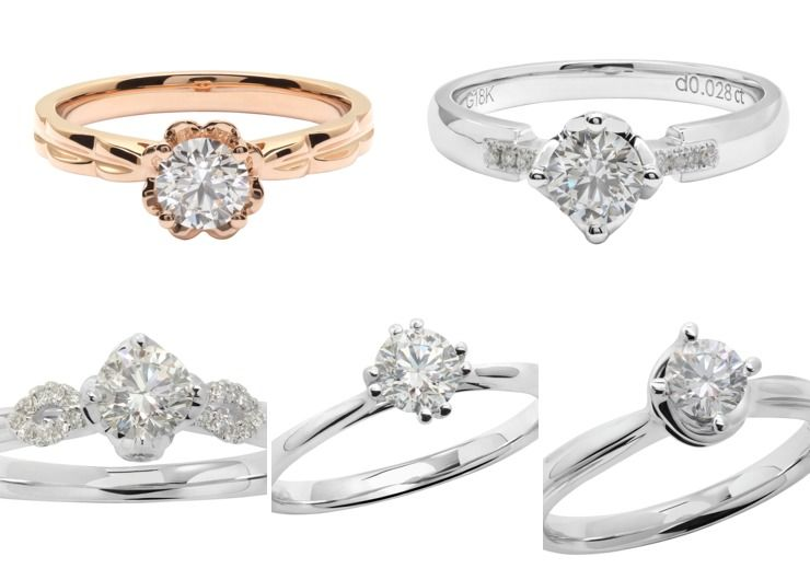 WEDDING RING COLLECTION