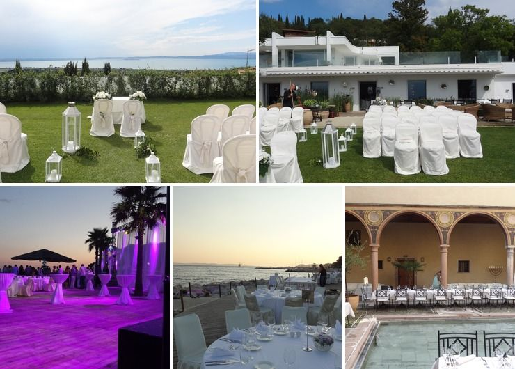 wedding Italy and Kroatia