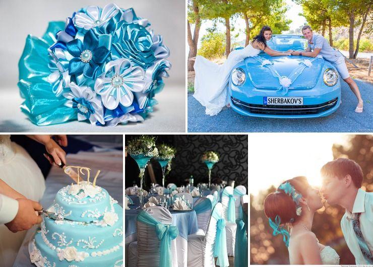 BLUE MOTIF WEDDING <3