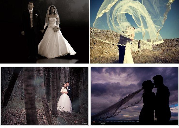 Real weddings in Autumn Outdoor