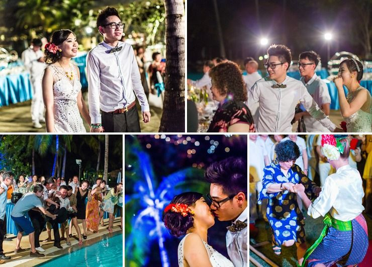 J & C Wedding