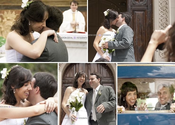 Fotografía de Casamientos en Buenos Aires