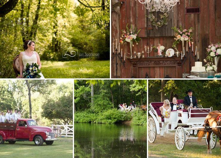 Magnolia Hill Wedding