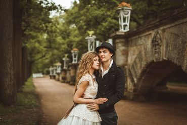 French real weddings