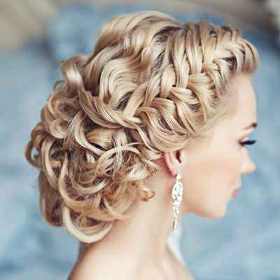 French long wedding hairstyles