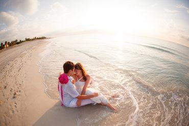Beach real weddings
