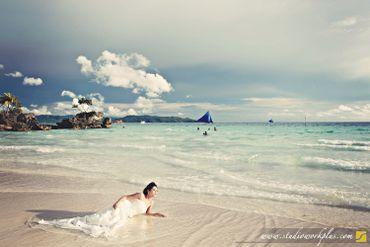 Marine summer real weddings
