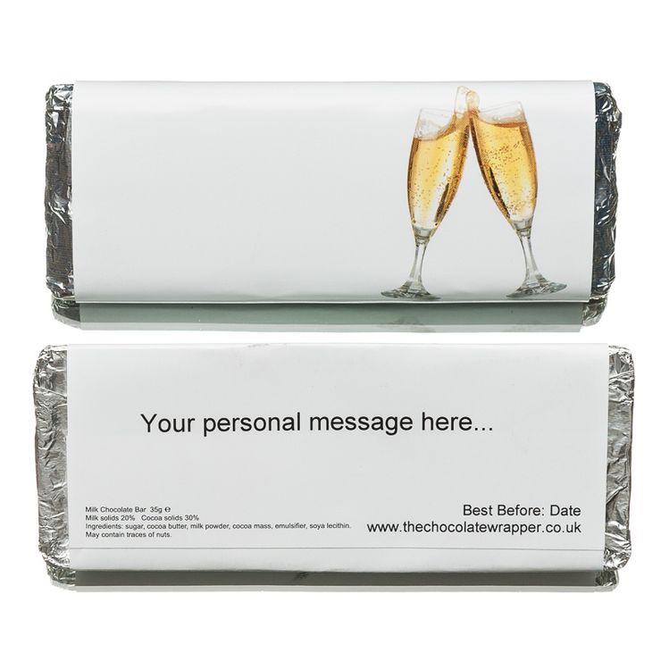Standard 40g bar - champagne