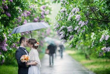 Spring wedding photo session ideas