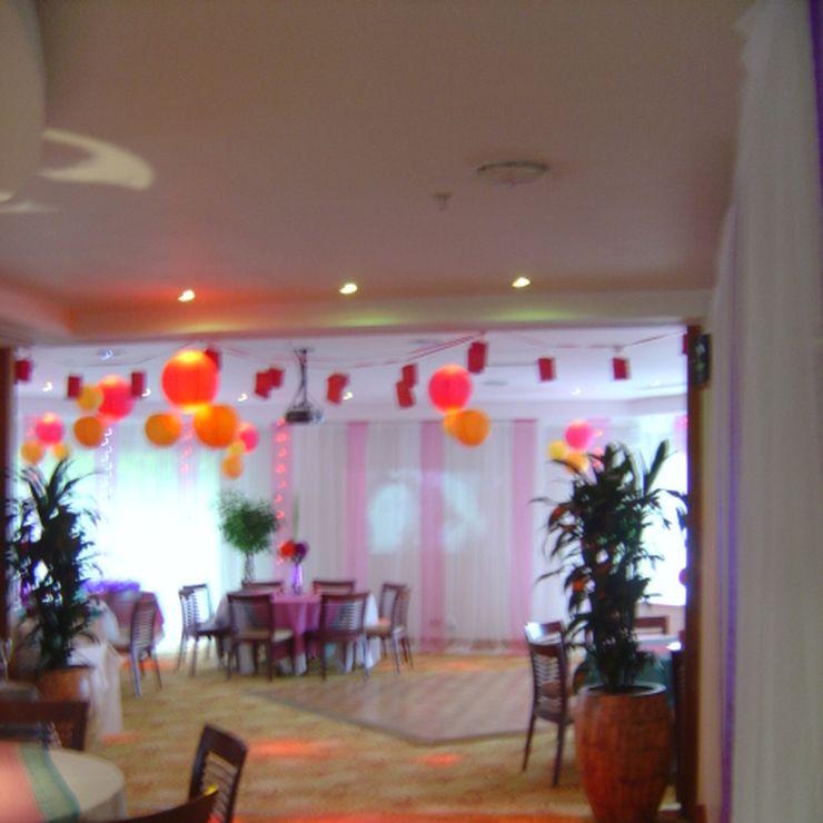 Evening Reception - Style 2 (External Decorators)