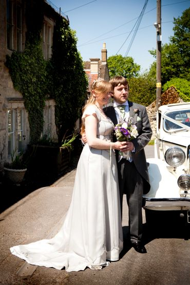 European ivory long wedding dresses