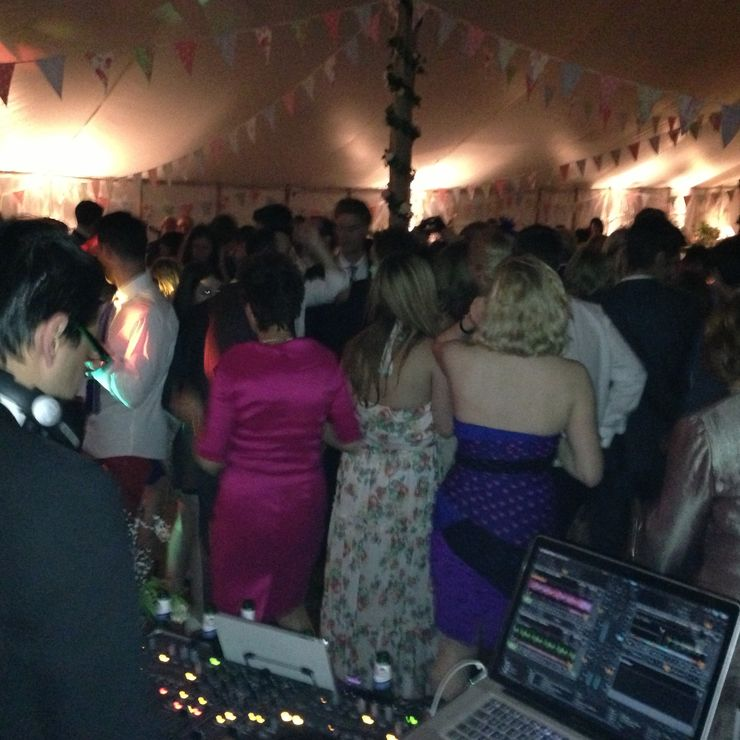 Countryside Wedding DJ