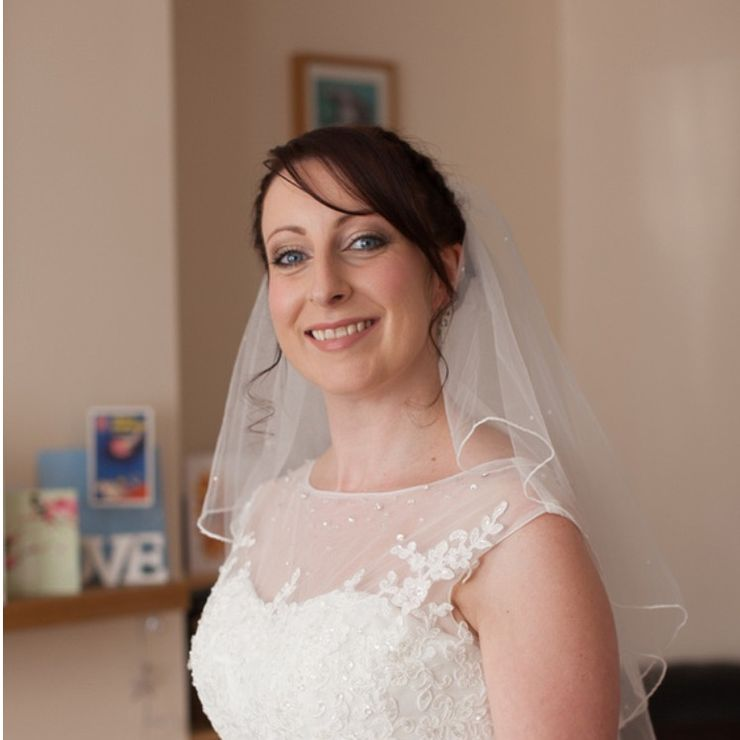 Claire's Wedding Day